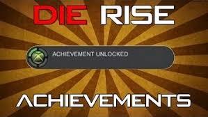 die rise achievements revolution map pack achievements