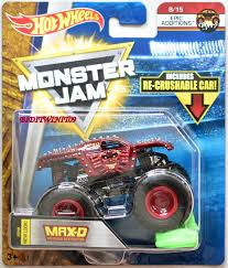 HOT WHEELS 2018 MONSTER JAM RE-CRUSHABLE CAR MAX-D MAXIMUM ... Maximum Destruction Monster Truck Toy Hot Wheels Monster Jam Toy Axial 110 Smt10 Maxd Jam 4wd Rtr Towerhobbiescom Rc W Crush Sound Ramp Fun Revell Maxd Snaptite Build Play Hot Wheels Monster Max D Yellow Diecast Julians Hot Wheels Blog Amazoncom 2017 124 Birthday Party Obstacle Course Games Tire Cake Image Maxd 2016 Yellowjpg Trucks Wiki Fandom Powered Team Meents Classic Youtube Gold Vehicle Toys Games