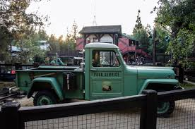 Willys Jeep Pickup (Disney's Grizzly Run) | Willys & Jeep Pickups ...