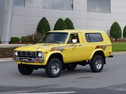 1981 Used Toyota Trekker At Hendrick Performance Serving Charlotte ... Toyota Hilux Truggy 1981 V11 Camo For Spin Tires Old School Retro Tacos Tacoma World Vintage Chic Weekender Dually Camper Pickup Truck 4x4 22r Sr5 44 Jt4rn38d0b0004084bring A Trailer Week Pickup Diesel 2wd 1l To 5l Ih8mud Forum F17 Los Angeles 2017 Awesome Diesel Diesal Questions Toyota Turns Over But Dcmspec Hilux Specs Photos Modification Info At Cardomain