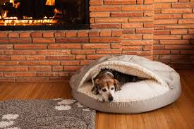 Snoozer Cozy Cave Pet Bed by Dog Bed Dog Bed Attached To Bed Youtube