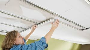 collection in ceiling tile installation easy up flooring ideas