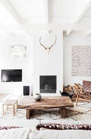 Live Edge Wood Is A Great Way To Strike Balance Between Rustic And Modern