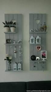 120 best pallet shelves images on pinterest pallet shelves