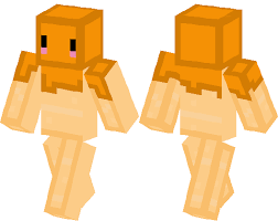 Minecraft Pumpkin Pie Mod by Chibi Pumpkin Pie Minecraft Skin Minecraft Hub