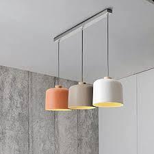 modern design minimalistisch pendelleuchte 3 flammig