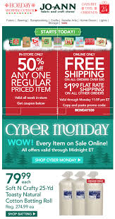 jo ann cyber monday 2017 sale u0026 in store coupons blacker friday