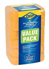 qep multipurpose sponge six pack the home depot canada