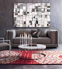 15 ideen für moderne wand spiegel für wohnzimmer das heißt