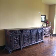 Vintage Tiger Oak Dresser by Sideboards Amusing Antique Sideboards And Buffets Antique Tiger