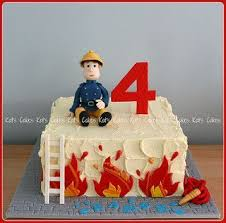fireman sam cake eamon requested a fireman sam cake for hi