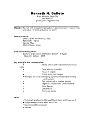 Resume Sample For Students No Work Experience Essay Writing