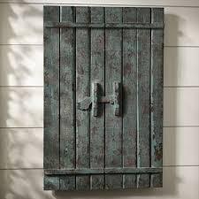 Barn Door Wall Décor from Country Door