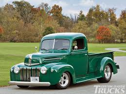 100 1947 Truck Ford F1 Fun One Hot Rod Network Old School S
