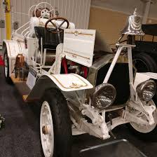 Oklahoma City's First Motorized Fire Truck : Okc