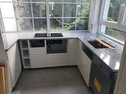 grenzach wyhlen ikea küche mit viscont white granit