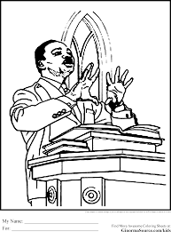 Black History Coloring Pages For Children Archives And