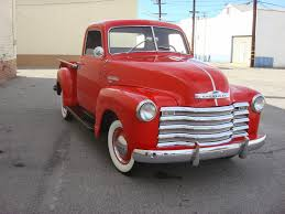 100 1950 Chevrolet Truck All American Classic Cars 3100 Pickup