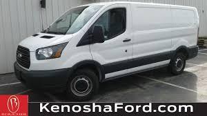 2017 Ford Transit White