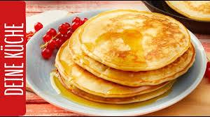american pancakes amerikanische pfannkuchen rewe deine küche