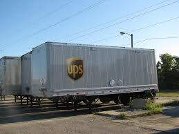 100 Stoughton Trucking New UPS Freight Pup Trailer Blt 611 Without Flickr