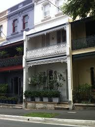 100 Sydney Terrace House Paddington Travel In 2019 Pinterest