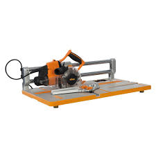 Ridgid Tile Saw R4020 by Triton Twx7 Ps001 910w 127mm 5