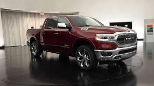 2019 Ram 1500 And Its Engineering On Display At The Detroit Auto Show