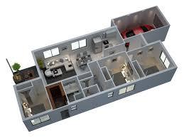 39 Beautiful 3d Floor Plans