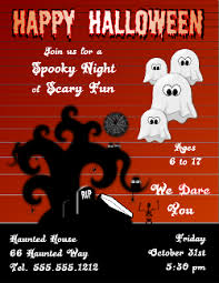 Free Halloween Flyer Templates by Happy Halloween Flyer Template For Inkscape Free Holiday Flyer