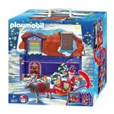 maison du pere noel playmobil playmobil 3517 la maison du père noël achat prix fnac