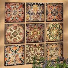 Extraordinary Ideas Tuscan Metal Wall Art Also 45 Pics Photos Medallion TUSCAN DECOR SCROLL WROUGHT IRON METAL WALL GRILLE GRILL ART Italian In