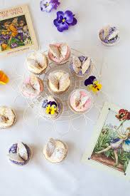 Flower Fairy Cupcakes Vegan Butterfly Cakes Inspired By C M Barkers Books