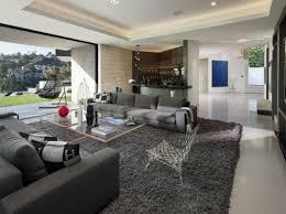 salon avec canapé gris décoration et design du salon moderne en 107 idées superbes salons