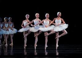 four little swans cincinnati ballet dancers photography peter