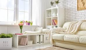 moderne wohnzimmereinrichtung und gemötliche raumgestaltung
