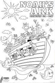 Coloring Pages Animals Noahs Ark Bible Key Point Page Hi There Use