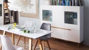 highboard cervo vitrine schrank wohnzimmer weiß matt lack