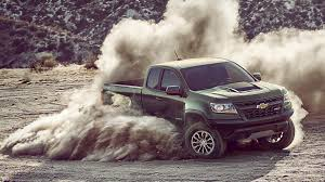 100 Road Truck The New Colorado ZR2 Isnt The Off Beast Chevy Claims Outside