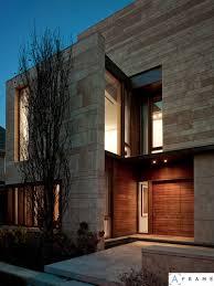 100 Pontarini Ravine Residence By Hariri Architects