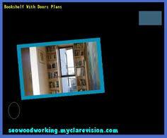 bookshelf with doors plans bookshelf door plans hid cabinetdoor