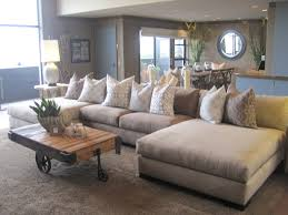Deep Seated Sofa Sectional by Furniture Sectionals Costco Furniture For Cozy Living Room
