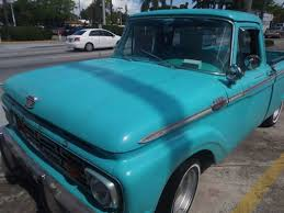 Ford F100 In Florida For Sale ▷ Used Cars On Buysellsearch Ford F250 4x4 Original Highboy 1961 1962 1963 1964 1965 F100 In Florida For Sale Used Cars On Buyllsearch Flashback F10039s New Arrivals Of Whole Trucksparts Trucks Pickup Officially Own A Truck A Really Old One More Flatbed Pickup Item G4727 Sold Sep 571964 Truck Archives Total Cost Involved Believe It Or Not This Yellow N850 To Be Fire Ford V8 Pick Up Truck Classic American Youtube Short Bed Unibody Falcon Squire Tiki Taxi Photo Gallery Autoblog