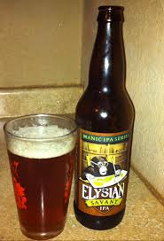 Elysian Pumpkin Ale Alcohol Content by Elysian Brewery Savant Ipa