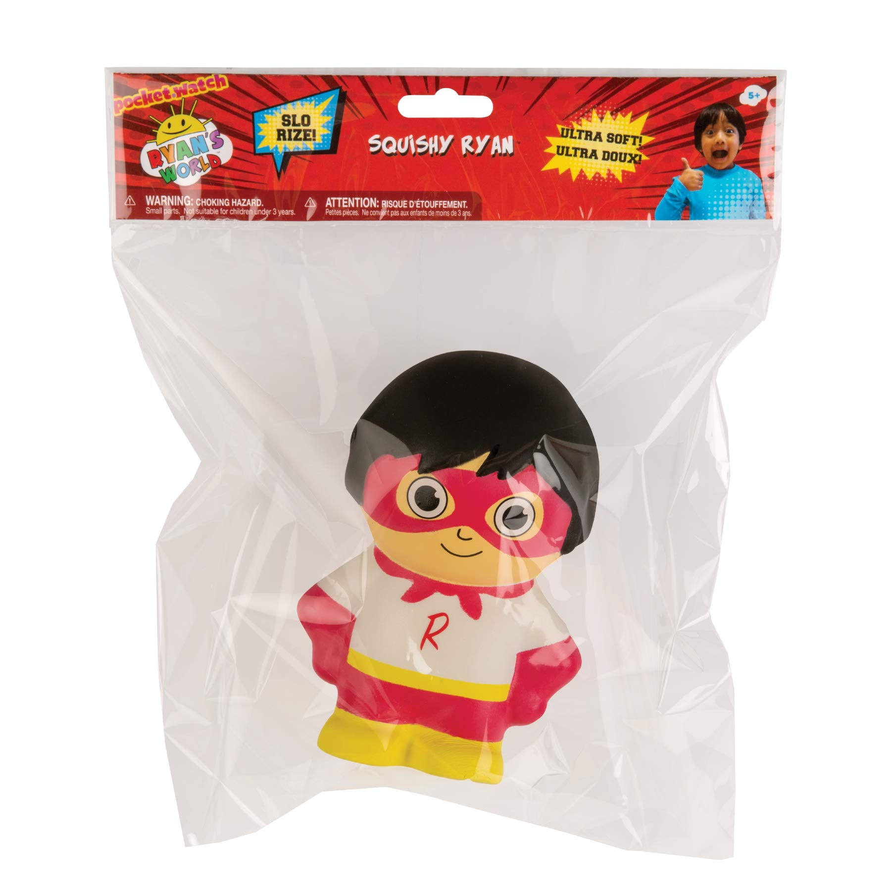 Spark Ryan's World Soft'n Slo Squishies (Items May Vary)