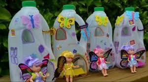 DIY Creative Ideas To Reuse Plastic Bottles