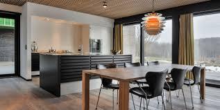 Exclusive Designer Kitchen In Scandinavian 60s Style