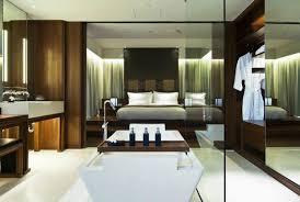 chambre avec bain chambre avec salle de bain s inspirer de certains des meilleurs hôtels