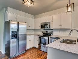 kitchen with undermount sink hardwood floors in oklahoma city