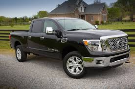 2016 Nissan Titan XD Gas First Drive